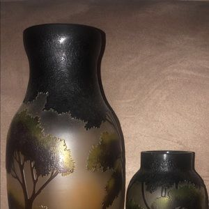 Other - FREE with $50+ purchase - Safari Vase